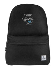 Think Differently 1 Backpack front