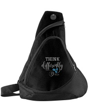 Think Differently 1 Sling Pack front