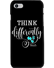 Think Differently 1 Phone Case tile