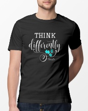 Think Differently 1 Classic T-Shirt lifestyle-mens-crewneck-front-13