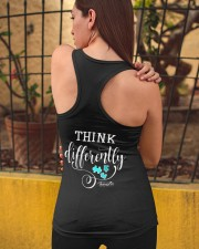 Think Differently 1 Ladies Flowy Tank apparel-ladies-flowy-tank-lifestyle-05
