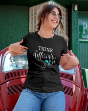 Think Differently 1 Ladies T-Shirt apparel-ladies-t-shirt-lifestyle-01