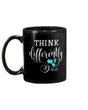 Think Differently 1 Mug back
