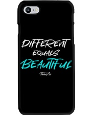 Different Equals Beautiful 2 Phone Case thumbnail