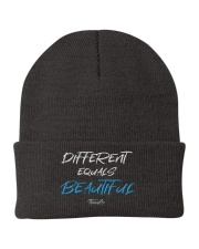 Different Equals Beautiful 2 Knit Beanie thumbnail