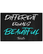 Different Equals Beautiful 2 Rectangle Cutting Board thumbnail