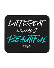 Different Equals Beautiful 2 Mousepad thumbnail