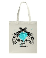 Mary Anne and Wanda - 2 Tote Bag thumbnail
