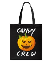 The Candy Crew Tote Bag front