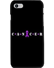 The Cancer Ribbon Phone Case tile