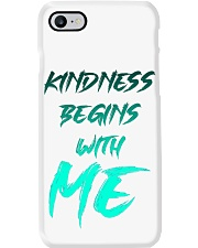 Kindness Begins With Me 2 Phone Case thumbnail