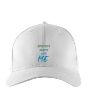 Kindness Begins With Me 2 Embroidered Hat thumbnail
