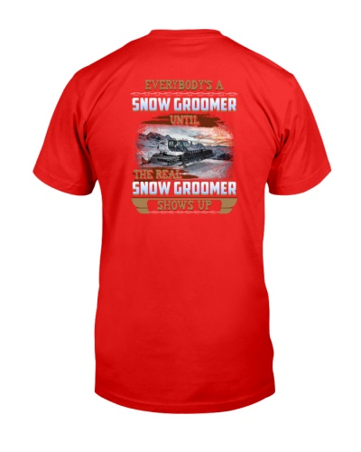Snow Groomer - Limited Edition