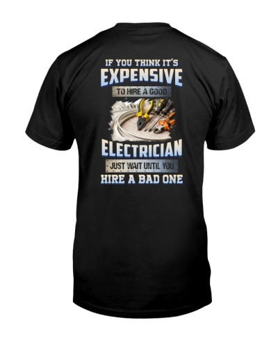 Special Shirt - Electrician