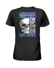 Special Shirt - Auto Body Technician Ladies T-Shirt thumbnail