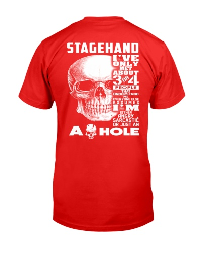 STAGEHAND WORK - Limited Edition
