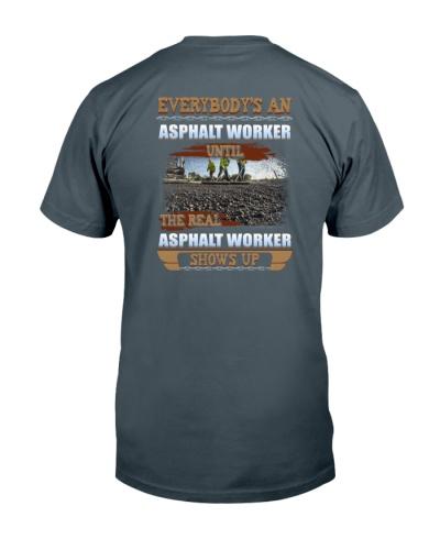 Asphalt Worker - Limited Edition
