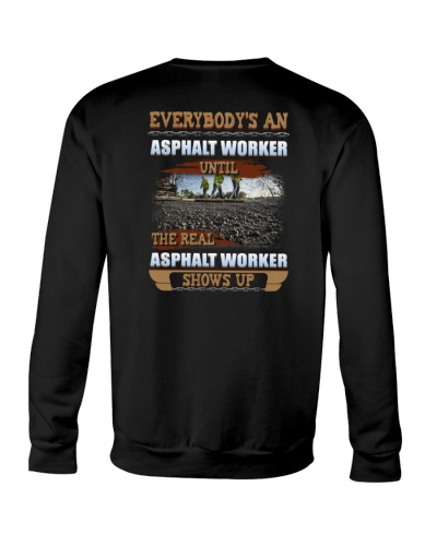 Asphalt Worker - Limited Edition