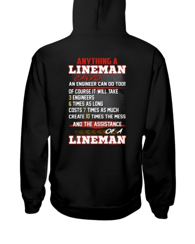 Lineman - Limited Edition