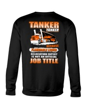 Special Shirt - TANKER YANKER Crewneck Sweatshirt thumbnail