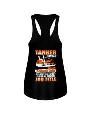 Special Shirt - TANKER YANKER Ladies Flowy Tank thumbnail