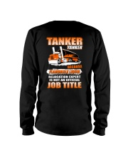 Special Shirt - TANKER YANKER Long Sleeve Tee tile