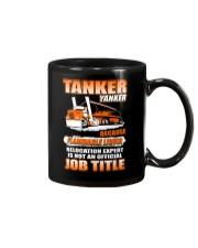 Special Shirt - TANKER YANKER Mug thumbnail