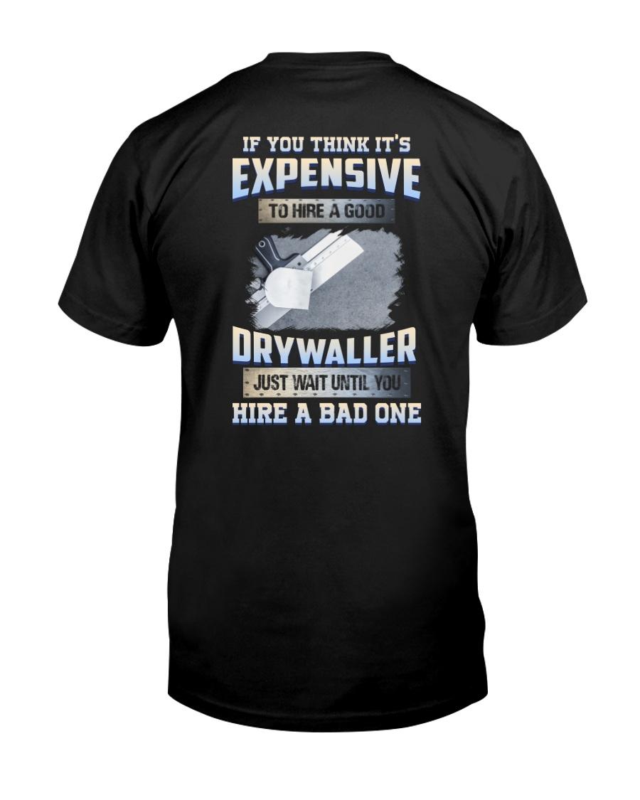 Special Shirt - Drywaller Classic T-Shirt