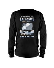 Special Shirt - Drywaller Long Sleeve Tee thumbnail