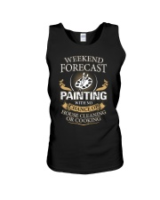 Painting - Limited Edition Unisex Tank thumbnail