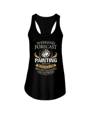 Painting - Limited Edition Ladies Flowy Tank thumbnail
