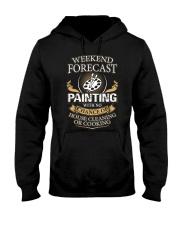 Painting - Limited Edition Hooded Sweatshirt thumbnail