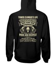 Special Shirt - TOWER CLIMBER Hooded Sweatshirt thumbnail