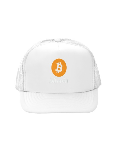 Bitcoin Logo Cryptocurrency BTC T-