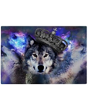 Wolf Rectangle Cutting Board Rectangle Cutting Board front