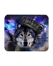 Wolf Mousepad Mousepad front