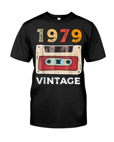40Th Birthday Gift Vintage 1979 For Men And Woman