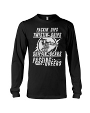 SHIFTIN' GEARS - PASSING QUEERS Long Sleeve Tee thumbnail