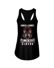 The Wolf Tshirt Ladies Flowy Tank thumbnail