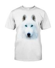 I LOVE WOLF Classic T-Shirt thumbnail