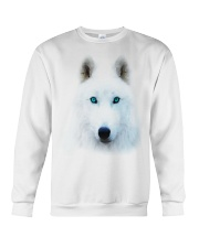 I LOVE WOLF Crewneck Sweatshirt thumbnail