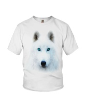 I LOVE WOLF Youth T-Shirt thumbnail
