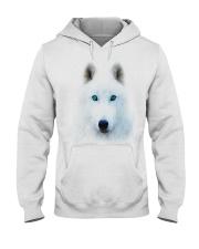 I LOVE WOLF Hooded Sweatshirt thumbnail