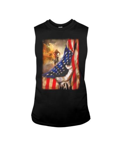 Rider Flag Tshirt