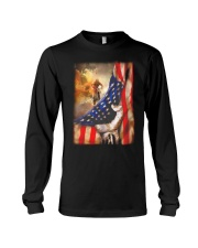 Rider Flag Tshirt Long Sleeve Tee thumbnail