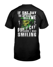 DON'T CRY BECAUSE I WAS SMILING Premium Fit Mens Tee thumbnail