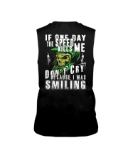 DON'T CRY BECAUSE I WAS SMILING Sleeveless Tee thumbnail