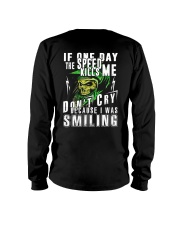 DON'T CRY BECAUSE I WAS SMILING Long Sleeve Tee thumbnail