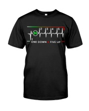 ONE DOWN-FIVE  UP Premium Fit Mens Tee thumbnail