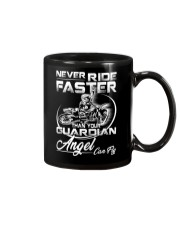 Never Ride Faster Than Your Guardian Angel Can Fly Mug thumbnail